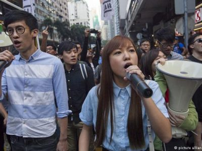 'Hong Kong's Democracy Under Threat'