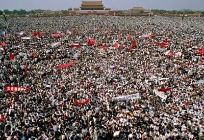 At Tiananmen Nothing Happened