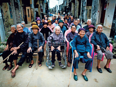Chinese Retire at 53