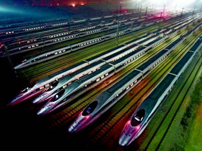 China's Trains