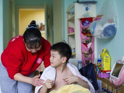 'Orphans' Often Have A Handicap