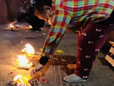 Wuhan mourns its dead
